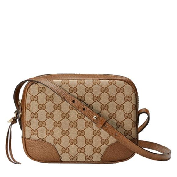 7913f197e26d18 Gucci Bags | Canvas Bree Handbag | Poshmark